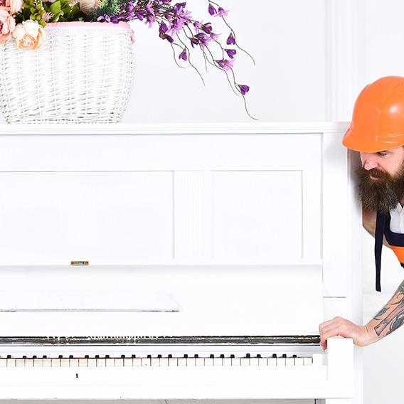 déménagement de pianos