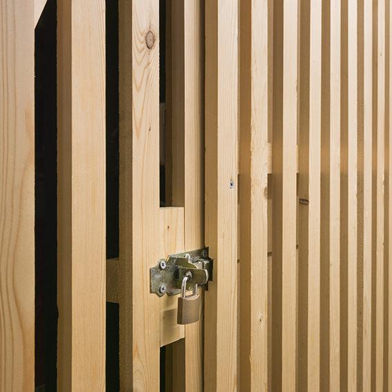 garde-meuble proche de Chambéry, en Savoie