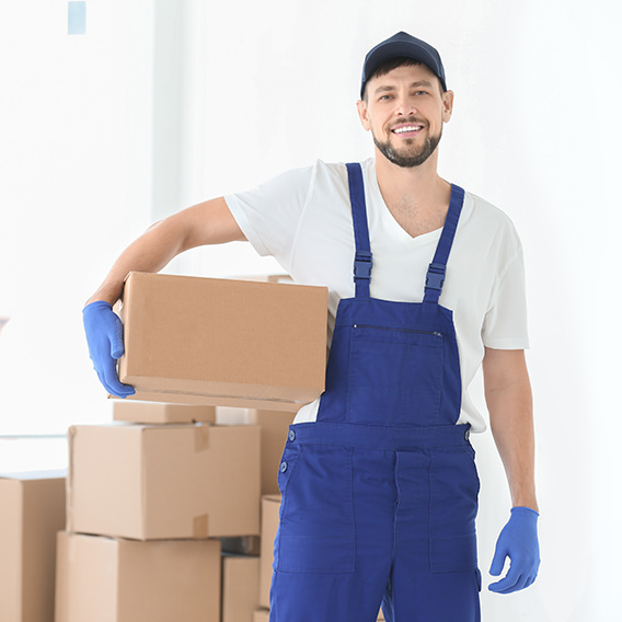 contacter un déménageur