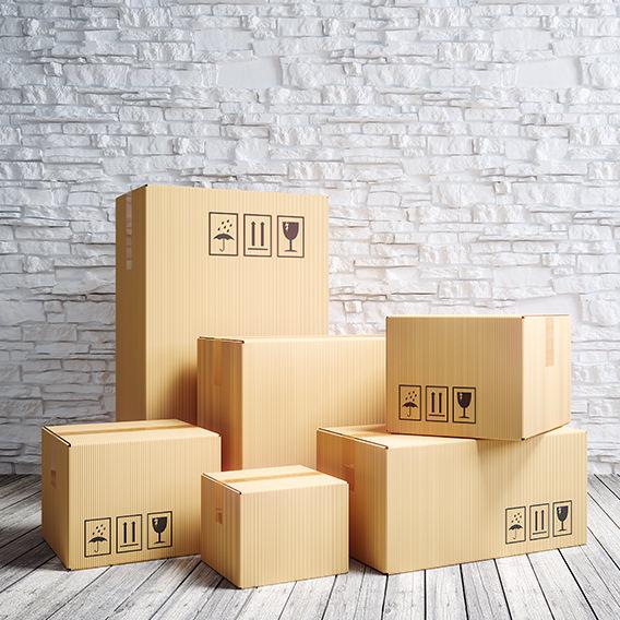 Préparer les cartons de mon déménagement